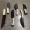 Cannupa Hanska Luger, Ceramic Knives